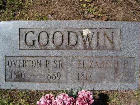 GOODWIN, ELIZABETH H. - Independence County, Arkansas | ELIZABETH H. GOODWIN - Arkansas Gravestone Photos