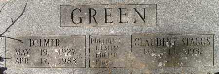 GREEN, DEIMER - Independence County, Arkansas | DEIMER GREEN - Arkansas Gravestone Photos