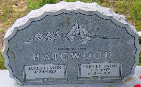 HAIGWOOD, SHIRLEY - Independence County, Arkansas | SHIRLEY HAIGWOOD - Arkansas Gravestone Photos