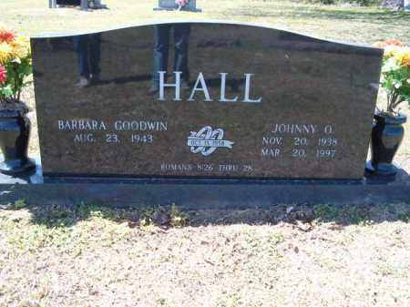 HALL, JOHNNY O - Independence County, Arkansas | JOHNNY O HALL - Arkansas Gravestone Photos