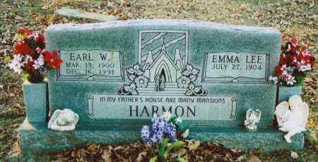 HARMON, EMMA LEE - Independence County, Arkansas | EMMA LEE HARMON - Arkansas Gravestone Photos