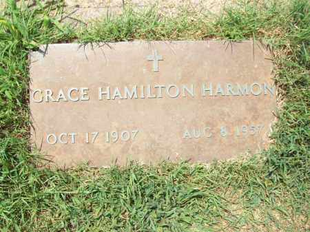 HAMILTON HARMON, GRACE - Independence County, Arkansas | GRACE HAMILTON HARMON - Arkansas Gravestone Photos