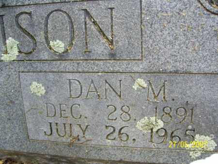 HARVISON, DAN MONROE - Independence County, Arkansas | DAN MONROE HARVISON - Arkansas Gravestone Photos