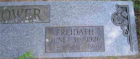 RORIE HIGHTOWER, ALMA FREIDATH - Independence County, Arkansas | ALMA FREIDATH RORIE HIGHTOWER - Arkansas Gravestone Photos