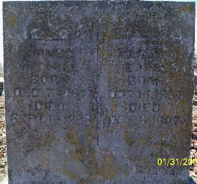 HILL, MARTHA E. - Independence County, Arkansas | MARTHA E. HILL - Arkansas Gravestone Photos