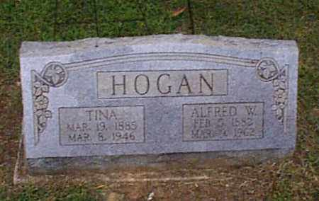 HOGAN, ALFRED W - Independence County, Arkansas | ALFRED W HOGAN - Arkansas Gravestone Photos