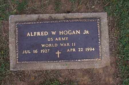 HOGAN, ALFRED W. - Independence County, Arkansas | ALFRED W. HOGAN - Arkansas Gravestone Photos