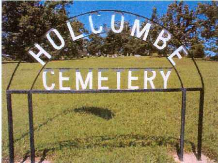 *HOLCOMBE CEMETERY ENTRANCE,  - Independence County, Arkansas |  *HOLCOMBE CEMETERY ENTRANCE - Arkansas Gravestone Photos