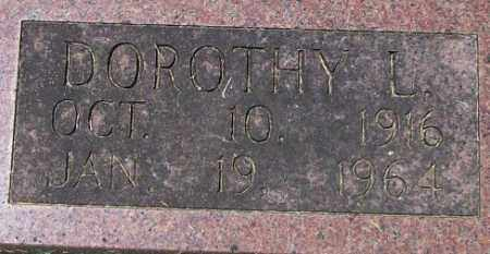 HOWELL, DOROTHY L. - Independence County, Arkansas | DOROTHY L. HOWELL - Arkansas Gravestone Photos