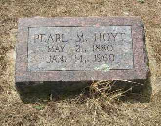 HOYT, PEARL M. - Independence County, Arkansas | PEARL M. HOYT - Arkansas Gravestone Photos