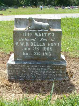 HOYT, WALTER WILLIAM JR - Independence County, Arkansas | WALTER WILLIAM JR HOYT - Arkansas Gravestone Photos