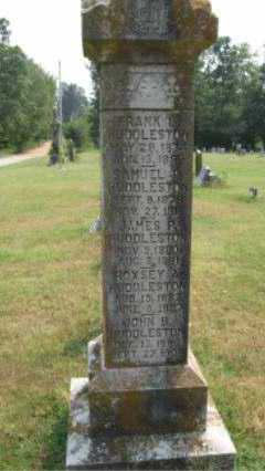 HUDDLESTON, ROXEY - Independence County, Arkansas | ROXEY HUDDLESTON - Arkansas Gravestone Photos
