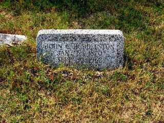 HUDDLESTON, JOHN C. - Independence County, Arkansas | JOHN C. HUDDLESTON - Arkansas Gravestone Photos