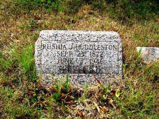 HUDDLESTON, RUSHIA J. - Independence County, Arkansas | RUSHIA J. HUDDLESTON - Arkansas Gravestone Photos