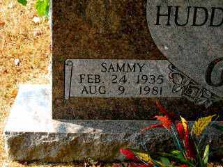 HUDDLESTON, SAMMY - Independence County, Arkansas | SAMMY HUDDLESTON - Arkansas Gravestone Photos