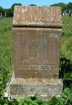 JESSUP, RUTH ANN - Independence County, Arkansas | RUTH ANN JESSUP - Arkansas Gravestone Photos