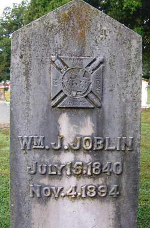 JOBLIN, WILLIAM JOHN - Independence County, Arkansas | WILLIAM JOHN JOBLIN - Arkansas Gravestone Photos