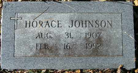 JOHNSON,, HORACE - Independence County, Arkansas | HORACE JOHNSON, - Arkansas Gravestone Photos