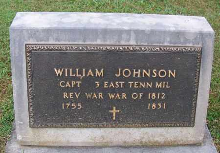 JOHNSON (VETERAN 2 WARS), WILLIAM - Independence County, Arkansas | WILLIAM JOHNSON (VETERAN 2 WARS) - Arkansas Gravestone Photos