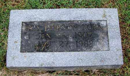 KORN, IRIS - Independence County, Arkansas | IRIS KORN - Arkansas Gravestone Photos