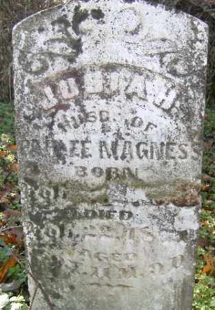 MAGNESS, JOSIAH H. - Independence County, Arkansas | JOSIAH H. MAGNESS - Arkansas Gravestone Photos