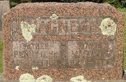 MAGNESS, PERRY G., SR - Independence County, Arkansas | PERRY G., SR MAGNESS - Arkansas Gravestone Photos