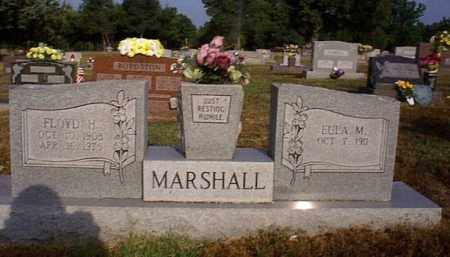 MARSHALL, EULA MAY - Independence County, Arkansas | EULA MAY MARSHALL - Arkansas Gravestone Photos