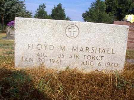 MARSHALL  (VETERAN), FLOYD MITCHELL - Independence County, Arkansas | FLOYD MITCHELL MARSHALL  (VETERAN) - Arkansas Gravestone Photos