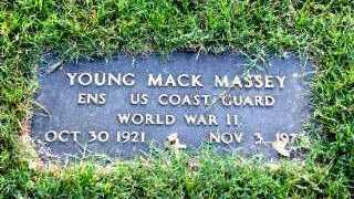 "MASSEY  (VETERAN  WWII), YOUNG MACK ""MACK"" - Independence County, Arkansas | YOUNG MACK ""MACK"" MASSEY  (VETERAN  WWII) - Arkansas Gravestone Photos"