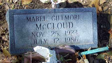MCLOUD, MABEL - Independence County, Arkansas | MABEL MCLOUD - Arkansas Gravestone Photos