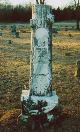MCSPADDEN, W. H. - Independence County, Arkansas | W. H. MCSPADDEN - Arkansas Gravestone Photos
