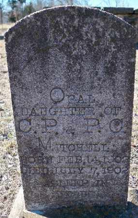 MITCHELL, OPAL - Independence County, Arkansas | OPAL MITCHELL - Arkansas Gravestone Photos