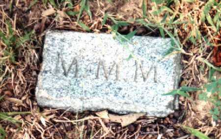 MACK MOORE, MAUDE MARVIN - Independence County, Arkansas | MAUDE MARVIN MACK MOORE - Arkansas Gravestone Photos