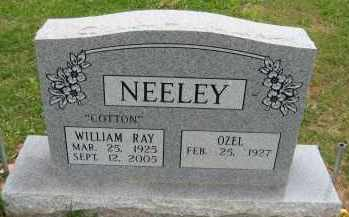 "NEELEY, WILLIAM RAY ""COTTON"" - Independence County, Arkansas 