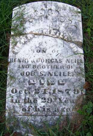 NEILL, JR., HENRY - Independence County, Arkansas | HENRY NEILL, JR. - Arkansas Gravestone Photos