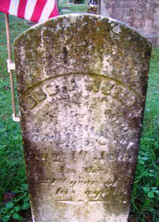 NEILL (VETERAN CSA), JOB STARK - Independence County, Arkansas   JOB STARK NEILL (VETERAN CSA) - Arkansas Gravestone Photos