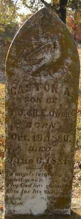 OWENS, CASTON A. - Independence County, Arkansas | CASTON A. OWENS - Arkansas Gravestone Photos