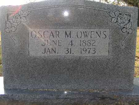 OWENS, OSCAR M. - Independence County, Arkansas | OSCAR M. OWENS - Arkansas Gravestone Photos