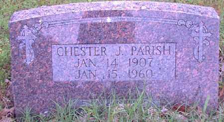 PARISH, CHESTER J. - Independence County, Arkansas | CHESTER J. PARISH - Arkansas Gravestone Photos