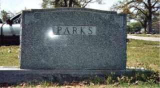 PARKS, CENTERSTONE - Independence County, Arkansas | CENTERSTONE PARKS - Arkansas Gravestone Photos