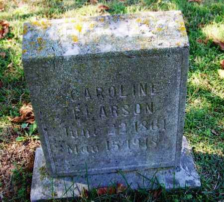 PEARSON, CAROLINE - Independence County, Arkansas | CAROLINE PEARSON - Arkansas Gravestone Photos