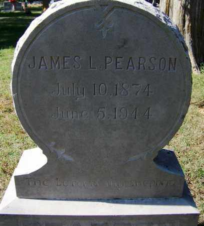 PEARSON, JAMES L - Independence County, Arkansas | JAMES L PEARSON - Arkansas Gravestone Photos