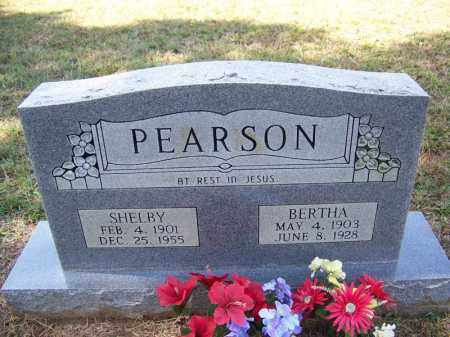 PEARSON, BERTHA - Independence County, Arkansas | BERTHA PEARSON - Arkansas Gravestone Photos
