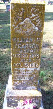 PEARSON, WILLIAM H - Independence County, Arkansas | WILLIAM H PEARSON - Arkansas Gravestone Photos