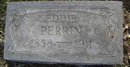 PERRIN, EDDIE - Independence County, Arkansas | EDDIE PERRIN - Arkansas Gravestone Photos