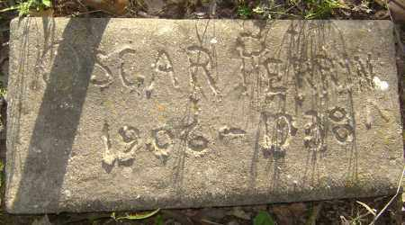 PERRIN, OSCAR - Independence County, Arkansas   OSCAR PERRIN - Arkansas Gravestone Photos