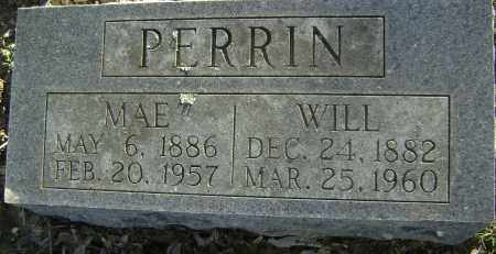 PERRIN, CARRIE MAE - Independence County, Arkansas | CARRIE MAE PERRIN - Arkansas Gravestone Photos