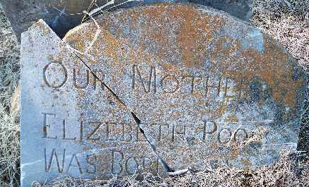 POOL, ELIZABETH - Independence County, Arkansas | ELIZABETH POOL - Arkansas Gravestone Photos