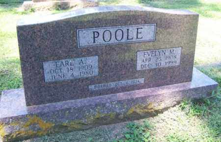 POOLE, EVELYN M. - Independence County, Arkansas | EVELYN M. POOLE - Arkansas Gravestone Photos