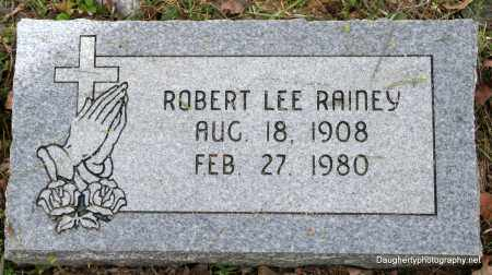 RAINEY, ROBERT - Independence County, Arkansas | ROBERT RAINEY - Arkansas Gravestone Photos